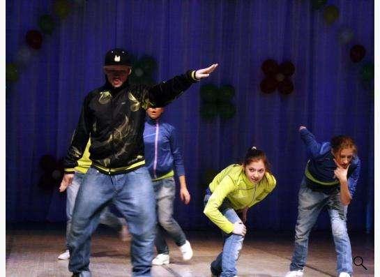 FUSION в школе танцев Study-on