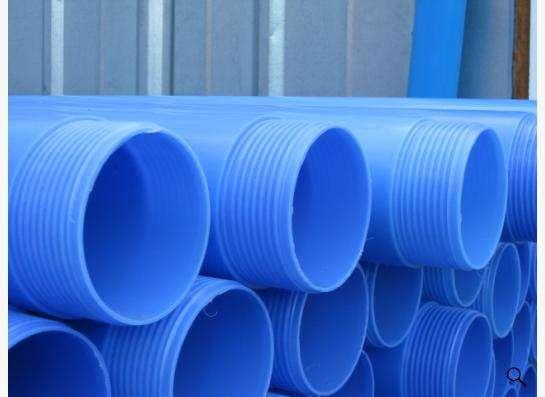Обсадные пластиковые трубы для скважин.
