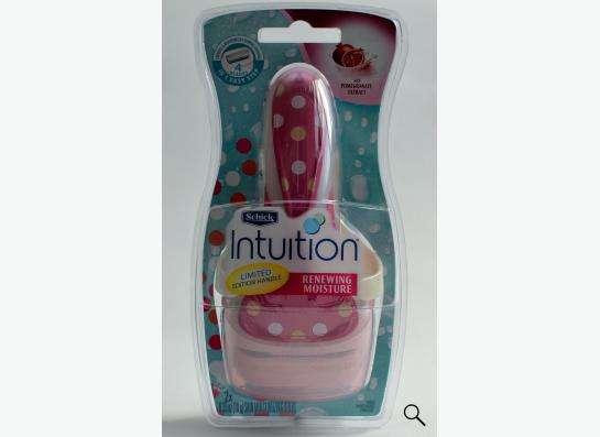 Женский бритвенный станок Schick Intuition
