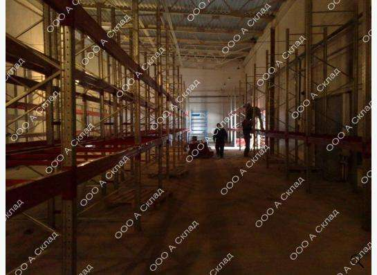 Проектирование складских стеллажей в Москве Фото 1