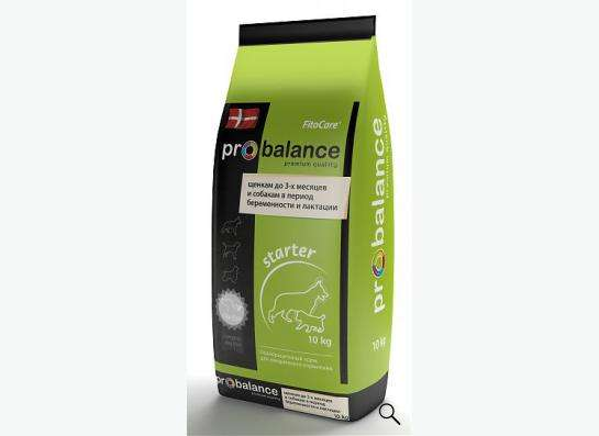 корм для собак, корм, пробаланс, probalance