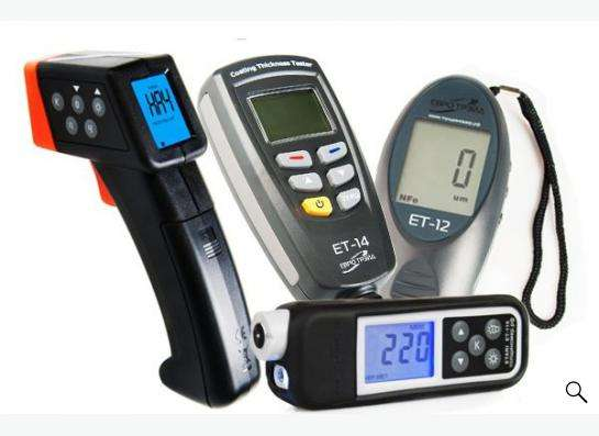 Толщиномеры ЛКП - защита от битых авто.