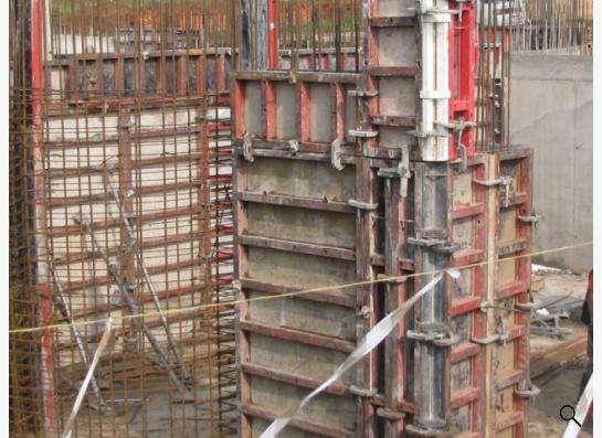 Строительство монолитных колонн в Москве Фото 4