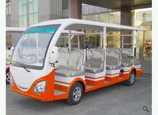 Электрические автомобили для гольфа и осмотра достопримечат в Москве Фото 4