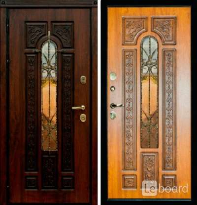 элитные уличные стальные двери
