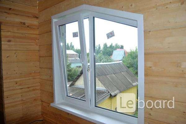 Пластиковые окна,отделка балконов и лоджий в раменское.