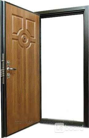 купить противовзломную стальную дверь с шумоизоляцией