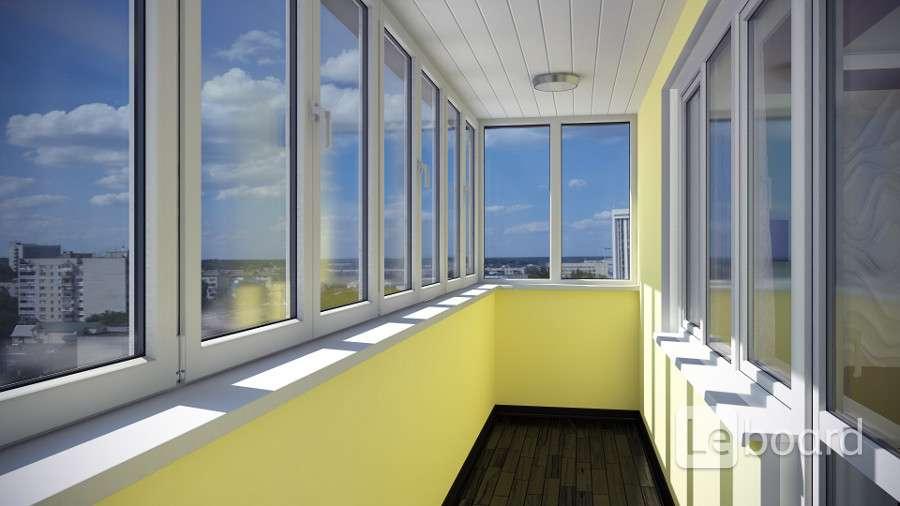 Производство и установка окон пвх,остекление лоджий балконов.